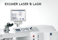 Lasik Laser Eye Surgery in Dubai with Zeiss